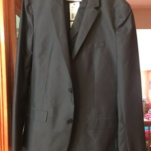 Kenneth Cole Blazer and vest. Large. Runs small.